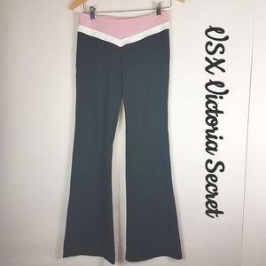 VSX Victoria Secret black flare fit regular